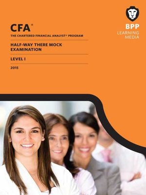 cover image of CFA Level 1 Halfway-There