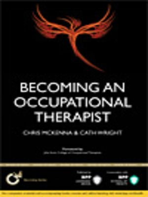 cover image of Becoming a Occupational Therapist