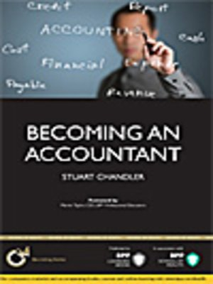 cover image of Becoming an Accountant