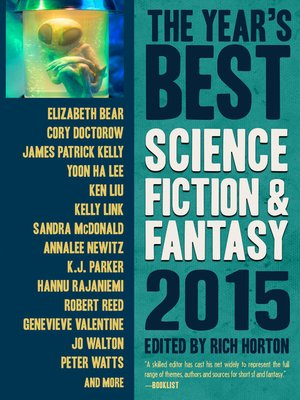 cover image of The Year's Best Science Fiction & Fantasy