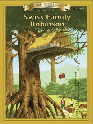 cover image of Swiss Family Robinson