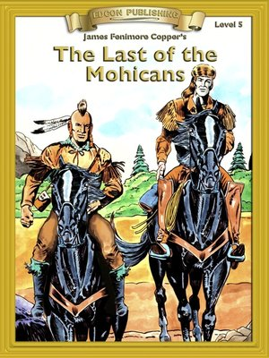 cover image of Last of the Mohicans