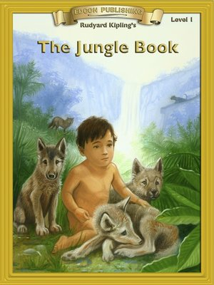 cover image of Jungle Book