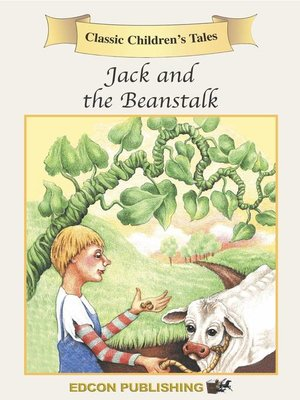 cover image of Jack and the Beanstalk