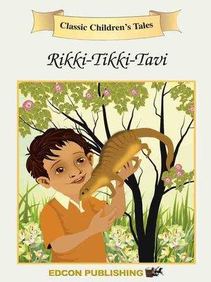cover image of Rikki-Tikki-Tavi