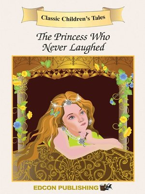 cover image of The Princess Who Never Laughed