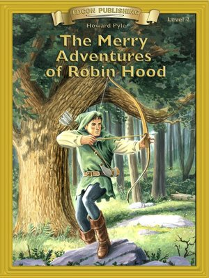 cover image of Merry Adven of Robin Hood