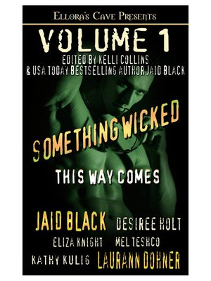 cover image of Something Wicked This Way Comes, Volume 1