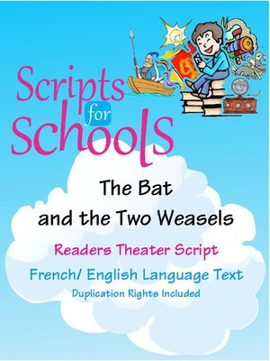 cover image of The Bat and the Two Weasels
