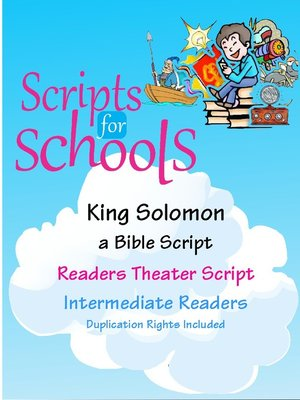 cover image of King Solomon