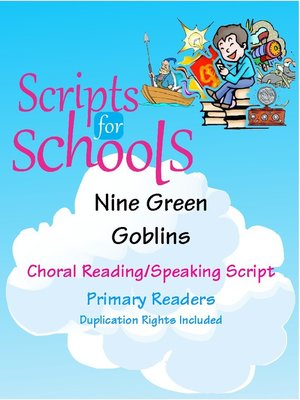 cover image of Nine Green Goblins