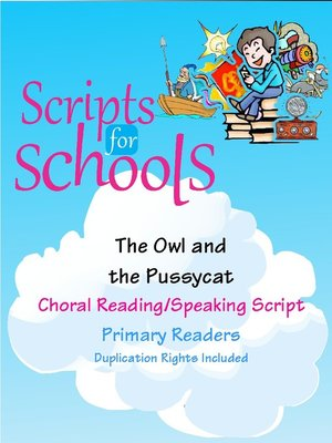 cover image of The Owl and the Pussycat