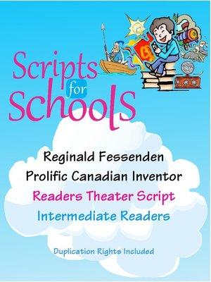 cover image of Reginald Fessenden, Prolific Canadian Inventor