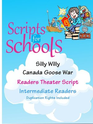 cover image of Silly Willy Canada Goose War