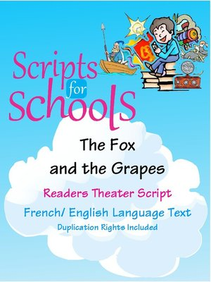 cover image of The Fox and the Grapes
