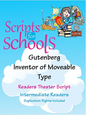 cover image of Gutenberg