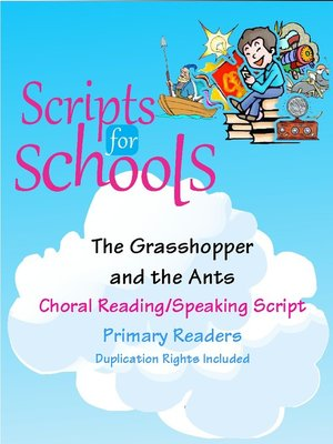 cover image of The Grasshopper and the Ants