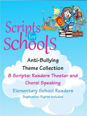 cover image of Anti-Bullying Theme Script Collection