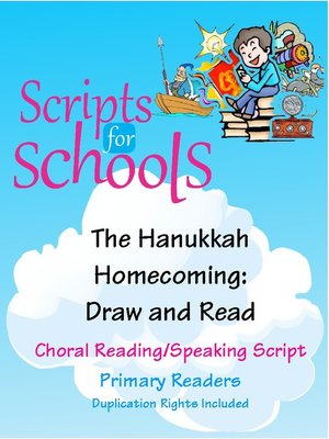 cover image of The Hanukkah Homecoming