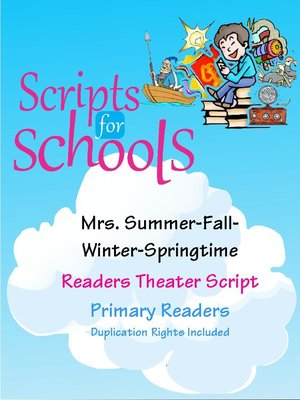 cover image of Mrs. Summer-Fall-Winter-Springtime