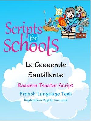 cover image of La Casserole Sautillante