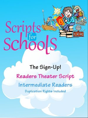 cover image of The Sign-Up!