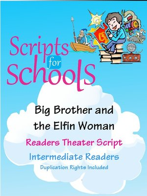 cover image of Big Brother and the Elfin Woman