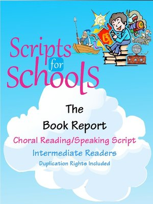cover image of The Book Report
