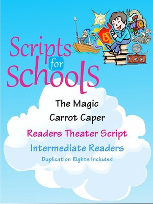 cover image of The Magic Carrot Caper