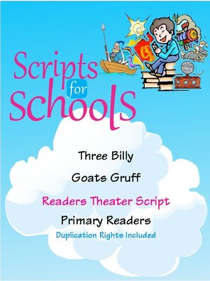 cover image of Three Billy Goats Gruff
