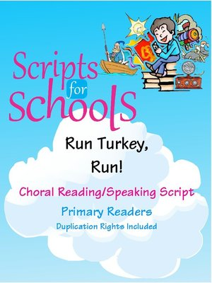 cover image of Run Turkey, Run!