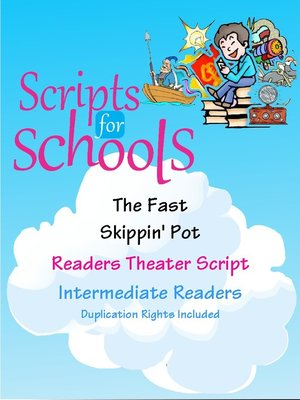 cover image of The Fast Skippin' Pot
