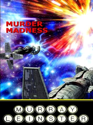 cover image of Murder Madness