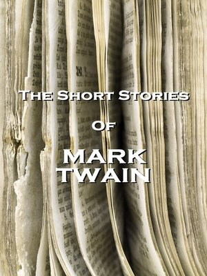 cover image of The Short Stories of Mark Twain