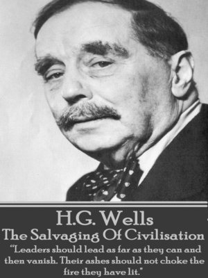 cover image of The Salvaging of Civilisation