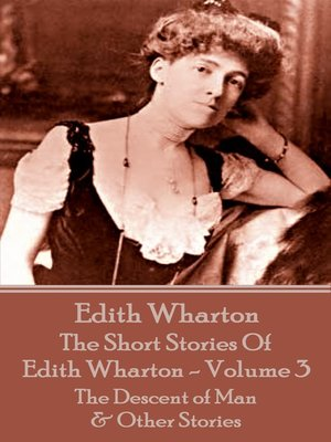 cover image of The Short Stories Of Edith Wharton, Volume III