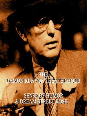 cover image of Sense of Humor / Dream Street Rose