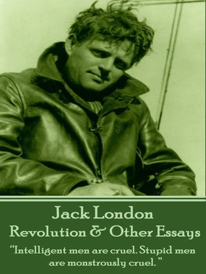 cover image of Revolution & Other Essays