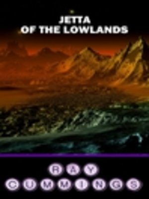 cover image of Jetta of the Lowlands
