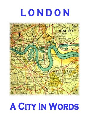 cover image of London, A City in Words