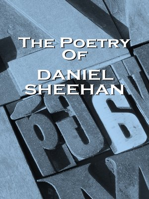 cover image of The Poetry of Daniel Sheehan