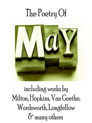 cover image of The Poetry of May