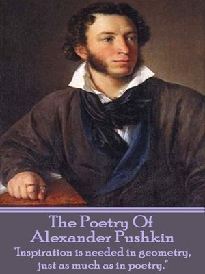 cover image of The Poetry of Alexander Pushkin