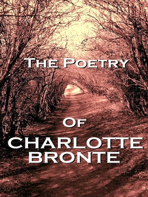 cover image of The Poetry of Charlotte Brontë