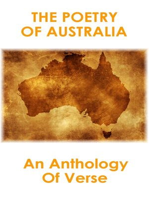 cover image of The Poetry of Australia