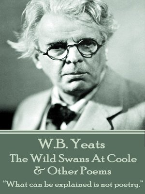cover image of The Wild Swans at Coole & Other Poems