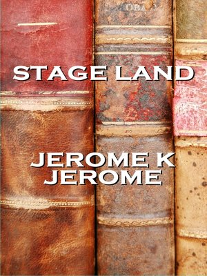 cover image of Stage Land