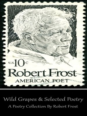 cover image of Wild Grapes & Other Selected Poetry