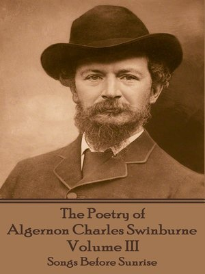 cover image of The Poetry of Algernon Charles Swinburne, Volume III