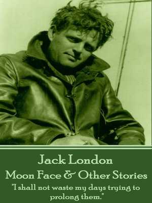 cover image of Moon Face & Other Stories